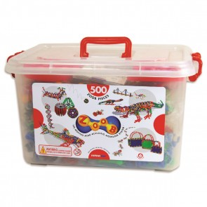 zoob 500 pieces modeling toy