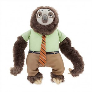 Flash the Sloth soft doll toy zootopia
