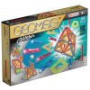 Geomag Glitter 68 Piece Magnetic Construction Set