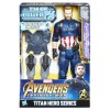 Marvel Avengers Infinity War Titan Hero Power FX - Captain America