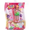 Betty Spaghetty Mix and Match Hula Zoey to Beach Zoey Doll