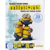 Build Your Own Minions Press-Out Model Book