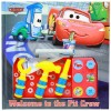 Disney Cars Toolbox – Welcome To The Pit Crew Play-a-Sound Book