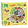Vilac Farm Magnet Toy