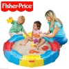Fisher Price Build n Play Sand box