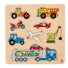 Hape Inlay Board - Vehicles