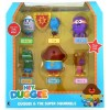 Hey Duggee and the Super Squirrels Figurine Set