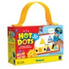Hot Dots Shapes Cards