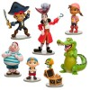Jake And The Neverland Pirates figure Play set