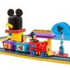 Mickey Mouse Clubhouse Train Track Play Set