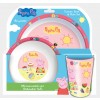 Peppa Pig Kids Feeding Set
