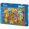 Ravensburger Disney Best Themes Puzzle 1000pc