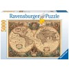 Ravensburger Historical World Map Puzzle 5000 Pc