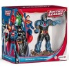 Schleich - Superman vs Darkseid Justice League