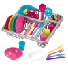 Shop & Kitchen Washing Tray Dishes Playing Toy