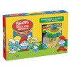 The Smurfs Meet the smurf Book & Floor Puzzle