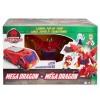 Turning MeCard Mega Dragon