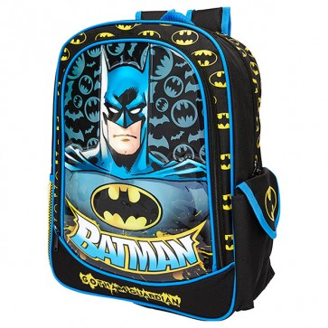 batman school backpack