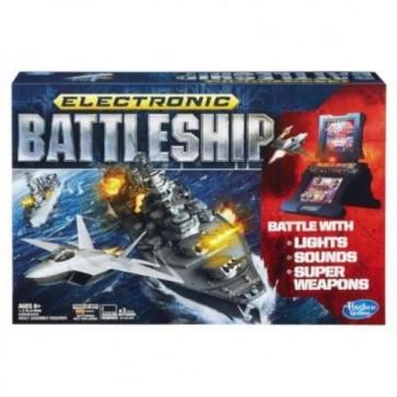 battleship board game sounds lights