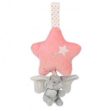 Dumbo Plush baby cot toy