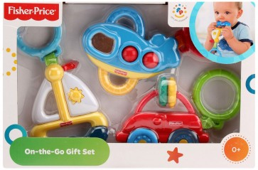 Fisher Price on the Go Gift Set for Baby