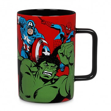 Marvel Comic Mug Ceramic hulk