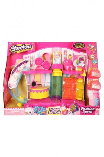 shopkins Fashion Spree Boutique Playset