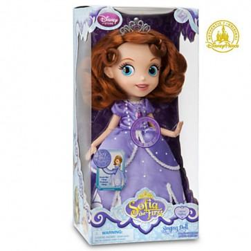 princess sofia singing doll