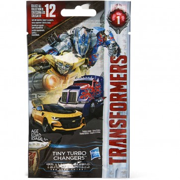 Transformers: The Last Night Tiny Turbo Changers Series 1 Blind Bag