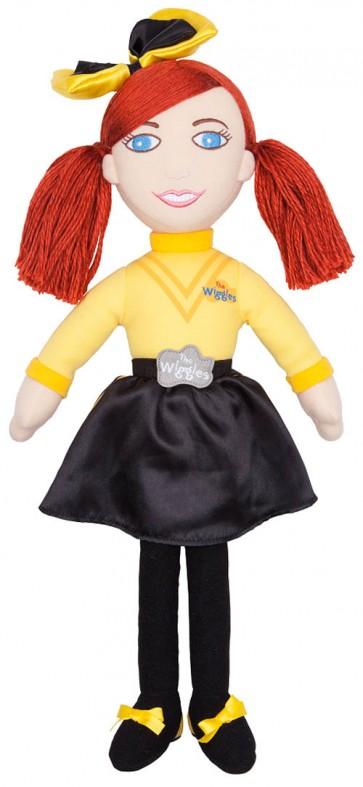 wiggles emma plush doll