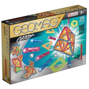 Geomag Panels Glitter 68 Magnetic toy