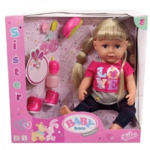 Baby Born kids Doll girl toy