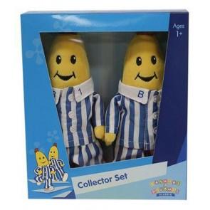 Bananas In Pyjamas Classic Plush Collector Set