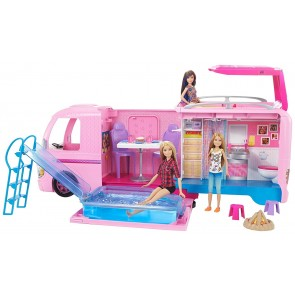 Barbie DreamCamper play set