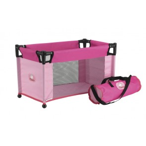 Chica Doll Portable Travel Cot