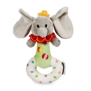Dumbo Plush Rattle for Baby