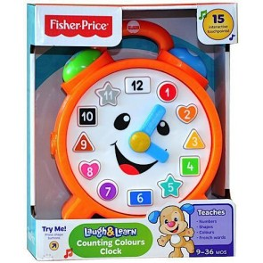Fisher Price Laugh and Learning time