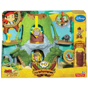 Jake And The Never Land Pirates play set