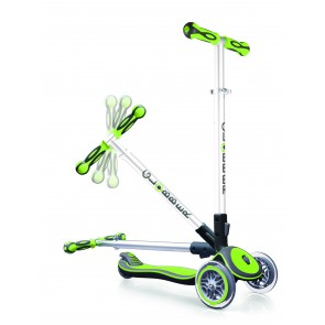 globber 3 wheels  Fold Up Scooter Green