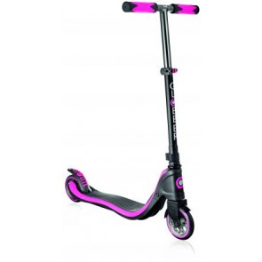 globber 2 wheels pink my too fix up