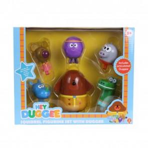 hey duggee figurines toy
