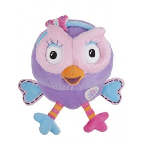 Giggle and Hoot Hootabelle Plush soft doll