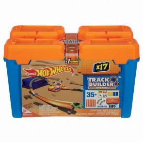 Hot Wheels Track Builder System Box