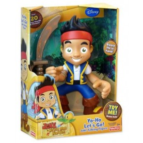 Jake And The Neverland Pirate Talking