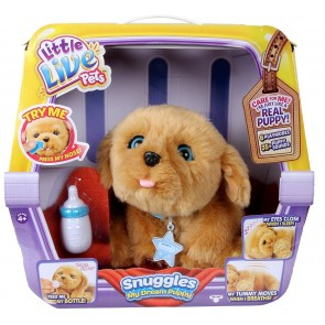 Little Live Pets Snuggles My Dream Puppy dog