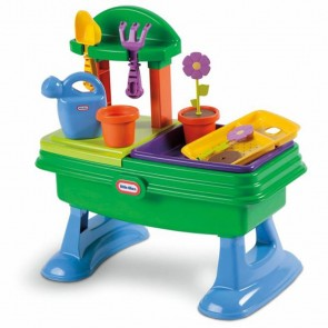 Little Tikes watering plant Table