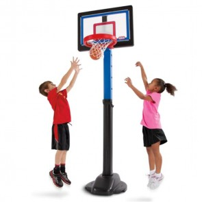 little tikes basket ball hoop toy