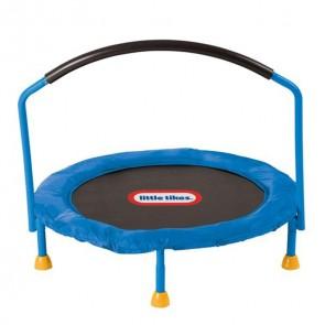 little tikes small trampoline