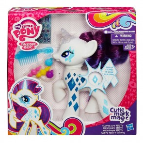 My Little Pony Glamour Glow Rarity