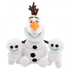 Olaf Snowgies Plush